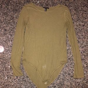Forever 21 Bodysuit (one piece)